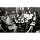 Customers at the Duke of Gloucester pub in Ipswich in 1974
