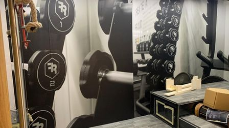 A mobile gym is coming to Huntingdonshire in just a few weeks