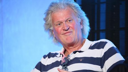 Brexiteer and Wetherspoons boss Tim Martin during a Brexit Party event at the QEII Centre in London.