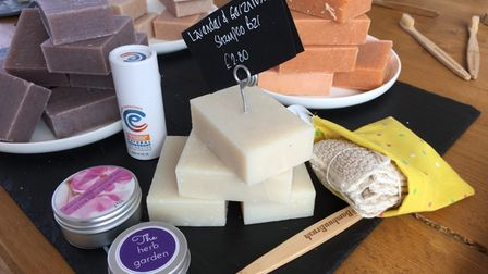 Transition Town Letchworth is encouraging people to use plastic-free products to help protect the environment from...