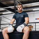 Heavyweight boxer Johnny Fisher 'The Romford Bull' is set to make his professional debut