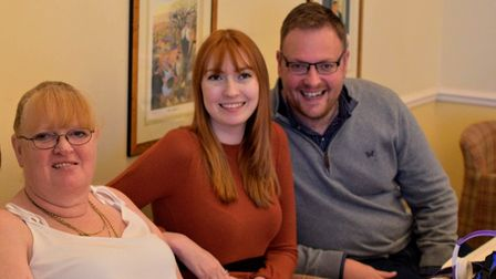 Carer Stephanie Taylor has confounded medics after nearly dying multiple times of Covid
