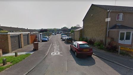 Bronte Paths in Stevenage. Picture: Google Street View