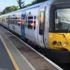 A person has been hit by a train between Cambridge and Royston