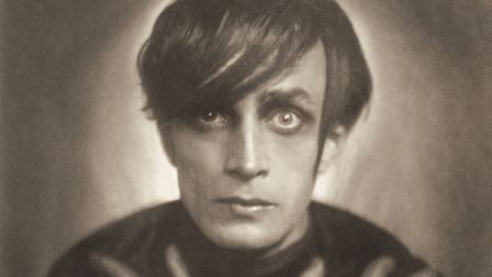 """UNSPECIFIED - CIRCA 1921: Conrad Veidt as """"Cesare"""" in the film """"The Cabinet of Dr. Caligari"""". Photo"""