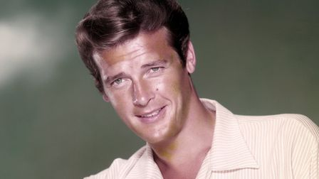 English actor Roger Moore, circa 1958. (Photo by Silver Screen Collection/Getty Images)
