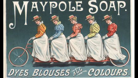 Maypole Soap Company, 1890s-1900s. Picture: Bodleian Libraries, University of Oxford