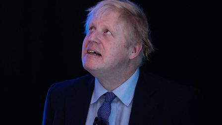Prime minister Boris Johnson during the general election (Photo by Leon Neal/Getty Images)