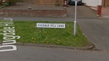 Dugdale Hill Lane