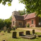 All Saints' Church of Croydon cum Clopton.