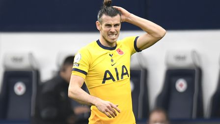 Tottenham Hotspur's Gareth Bale netted in the Europa League
