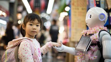 In Cambridge Festival event 'Empathetic Machines: can chatbots be built to care?' Dr Shauna Concannon examines what it means to be empathetic.