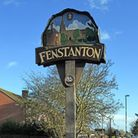 The village of Fenstanton lies on the old Roman Road so has had some colourful visitors over the years.