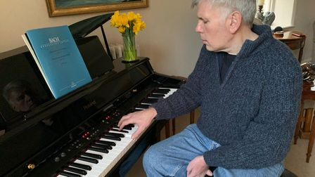 Woodford Green pianist to release copies of one-handed music for stroke survivors