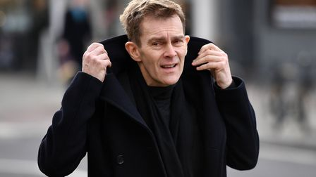 Former Labour Strategy and Communications Director Seumas Milne leaves Islington Town Hall following