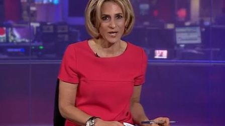 BBC Newsnight presenter Emily Maitlis gives powerful speech slamming ministers for their language ar