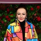Frances Barber attending the 65th Evening Standard Theatre Awards at the London Coliseum, London. Ph
