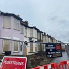 Homes in Southtown Road Great Yarmouth earmarked for demolition