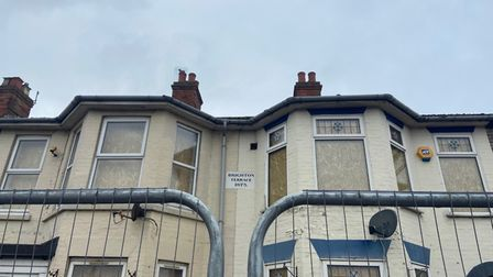 Homes demolished for third river crossing Great Yarmouth