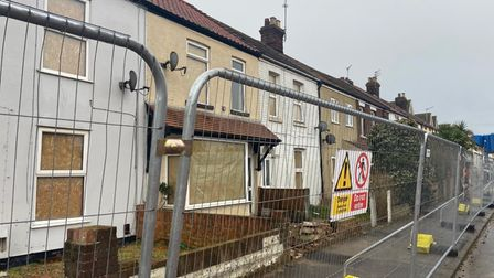 Queen Anne's Road homes demolished for third river crossing