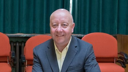 Torbay Council leader Steve Darling