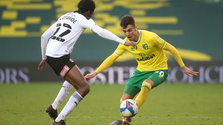 Dimitris Giannoulis showed his class on the ball in Norwich City's 1-0 win over Rotherham United