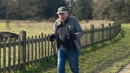 Kenneth Leggett MBE, who represents Old Catton and Sprowston West, has completed his 50th Park Run at Catton Park.
