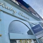 Ruby Room clothes shop on High Street, Saffron Walden
