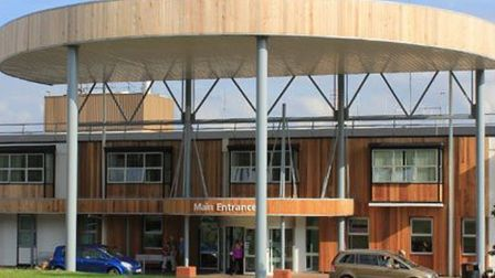Plans to redevelop Hinchingbrooke Hospital continue.