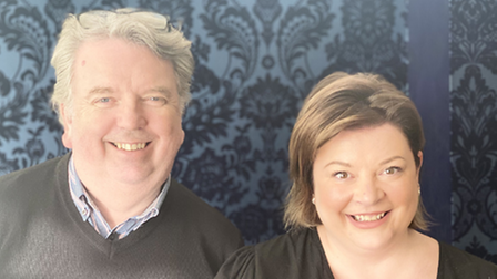 Karen Snook and Gordon Clunie co-owners of Wine Social Limited, St Albans, are excited to be finalists in the Little Ankle...