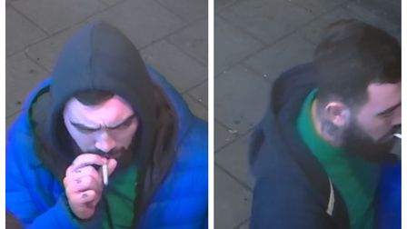 Have you seen this man who police are trying to trace in connection with a brutal gang rape in Ilford?