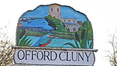 Offord Cluny is part of the Offords parish that includes neighbouring Offord Darcy.