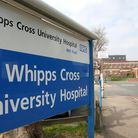 A general view of Whipps Cross University Hospital in Walthamstow, east London. Police launched a mu