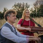 Folk duo Vicki Swan and Jonny Dyer will perform at Folk at the Maltings' next online concert.