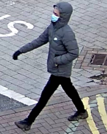 Police have released the CCTV images of three people they would like to identify following the theft of a pedal cycle in...