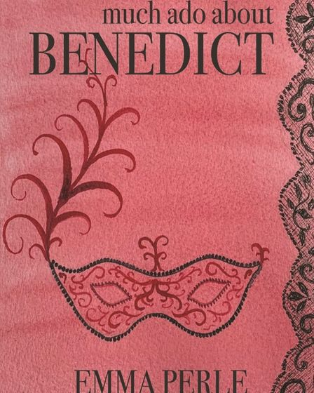 Emma Perle's debut novel Much Ado About Benedict is out on February 25.