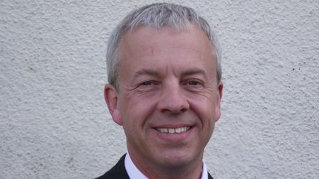 Cllr Darren Cowell - deputy leader of Torbay Council and Cabinet member for finance