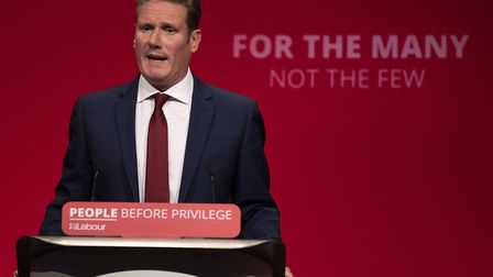 Sir Keir Starmer. Picture: Leon Neal/Getty Images