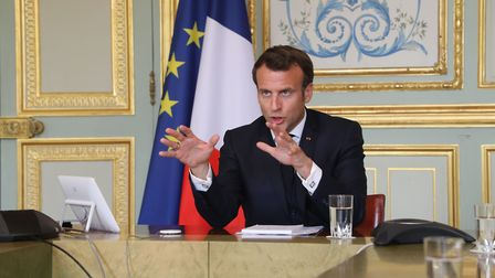 French president Emmanuel Macron's government has banned firms with offshore tax havens from accessi