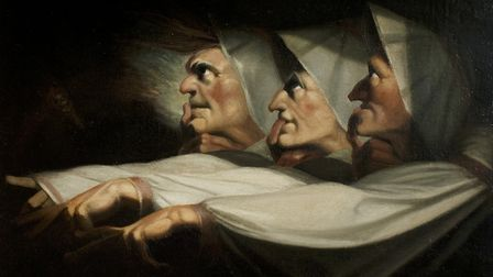 MuseumHenry Fuseli, The Weird Sisters, Macbeth, by Henry Fuseli, c.1783, RSC Theatre Collection