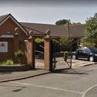The outside of Woodlands View Care Home in Stevenage