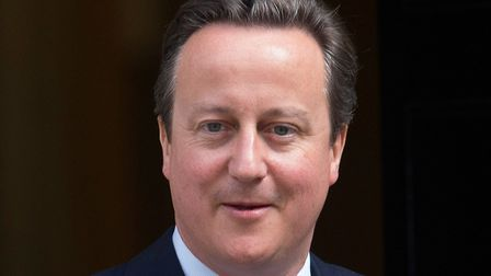 Former Conservative prime minister David Cameron. Picture: Getty Images