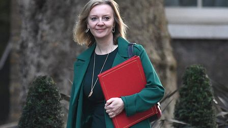 International trade secretary Liz Truss. Picture: Getty Images