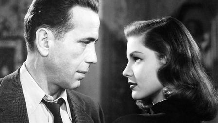 Humphrey Bogart and Lauren Bacall from the 1946 film The Big Sleep. Photograph: National Motion Pict