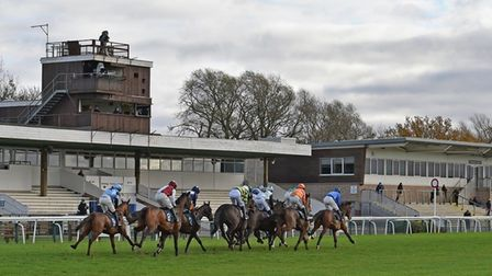 Action from the November 21, 2020, meeting at Huntingdon Racecourse