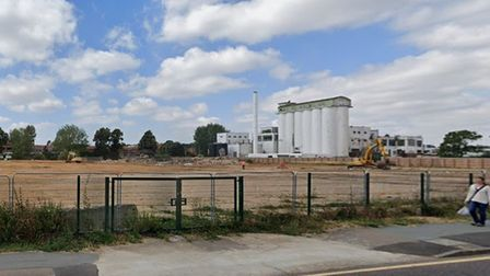 The South Side site by the old Shredded Wheat Factory. Picture: Google Maps
