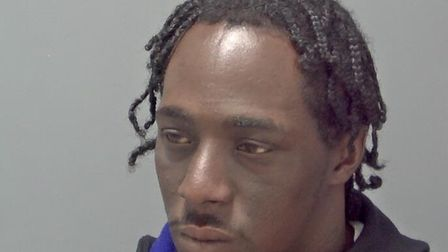 Sanchez Hamilton, 31, was sentenced to five years and eight months in prison after pleading guilty at Ipswich Crown Court.