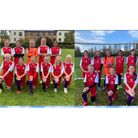 Weston Mendip under-12 girls