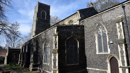 The bells at St Clements Church chimed to the tune of famous sea shanties