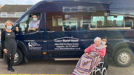 Management and staff at Grace Muriel House are delighted with their new acquisition and are already busy planning for...